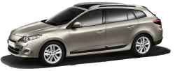 VW Golf Variant, Renault Megane Estate, Peugeot 308 SW<text>